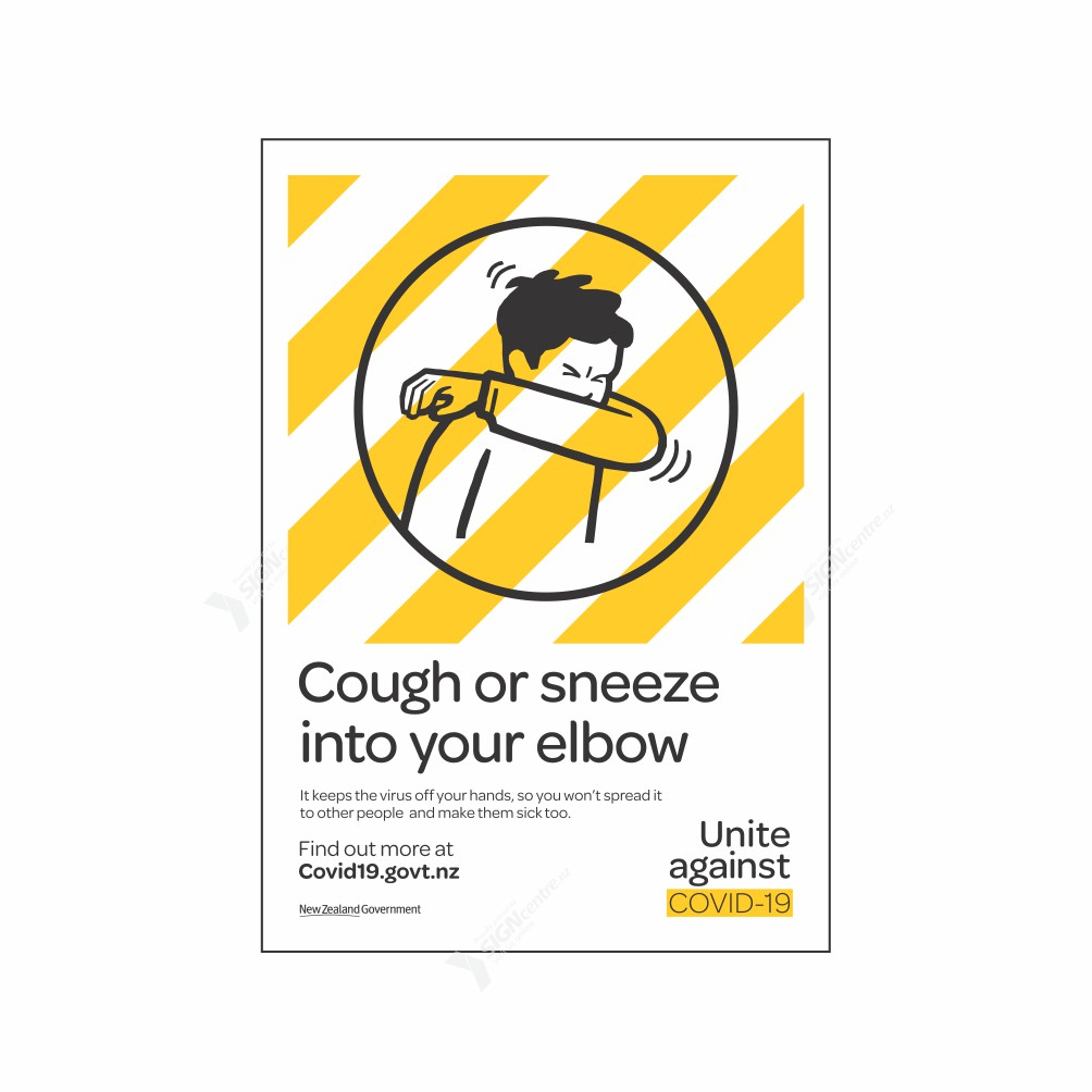 cough or sneeze-COVID19
