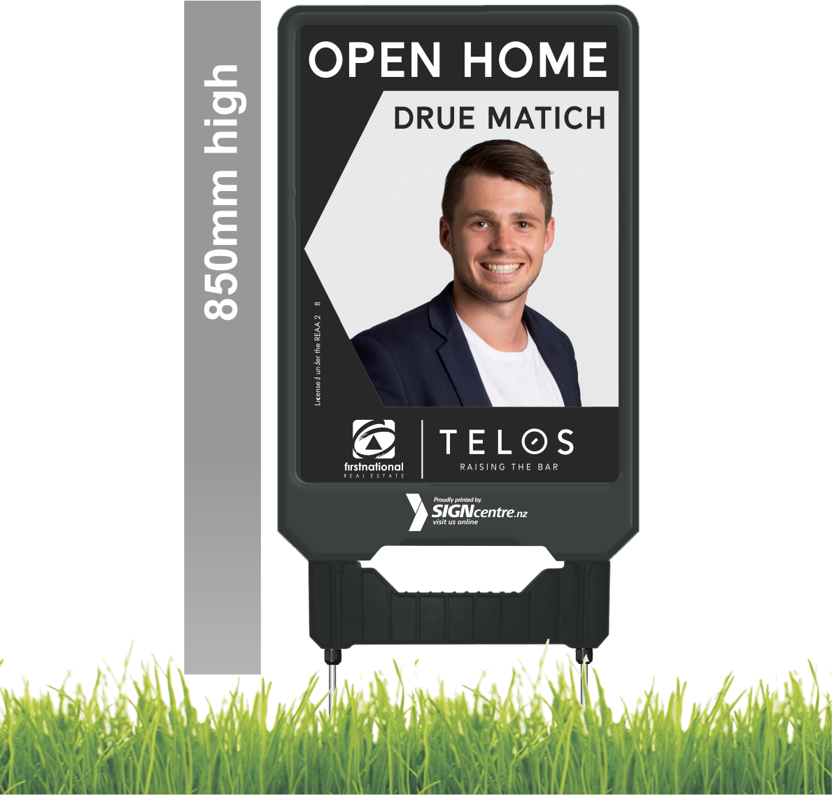 REAL ESTATE OPEN HOME